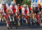 Kolejny groźny wypadek na Tour de Pologne. Kolarz zabrany z trasy helikopterem