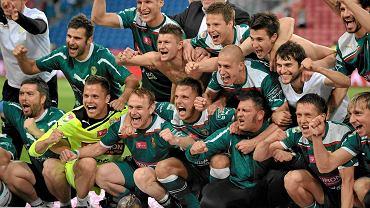 W zeszłym sezonie Śląsk zdobył mistrzostwo Polski.