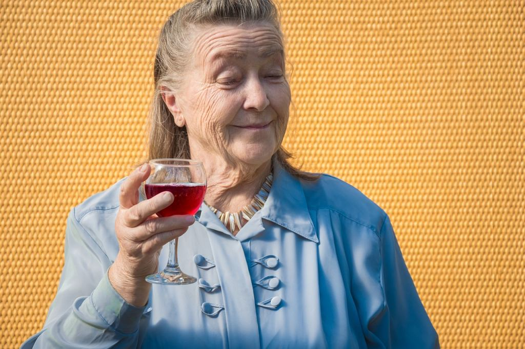 Alkohol sposobem na długowieczność?