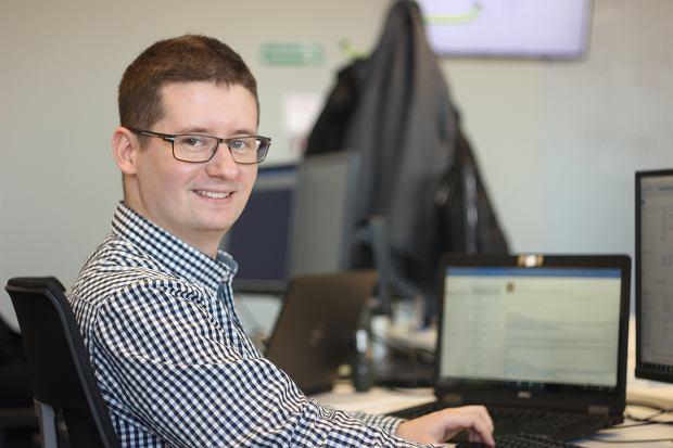 Sławomir Szaleńczyk, Cloud Operations Engineer w Unit4