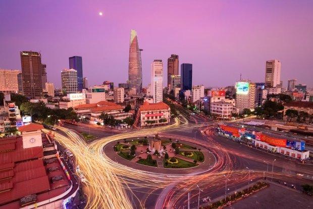 Ho Chi Minh, Wietnam/ Fot. Shutterstock