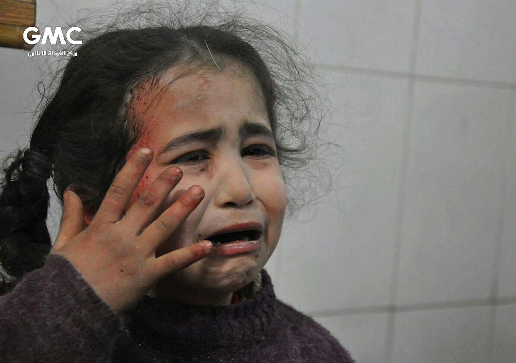 Ghouta, Syria