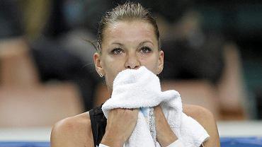 Agnieszka Radwańska- turniej tenisowy WTA Katowice Open