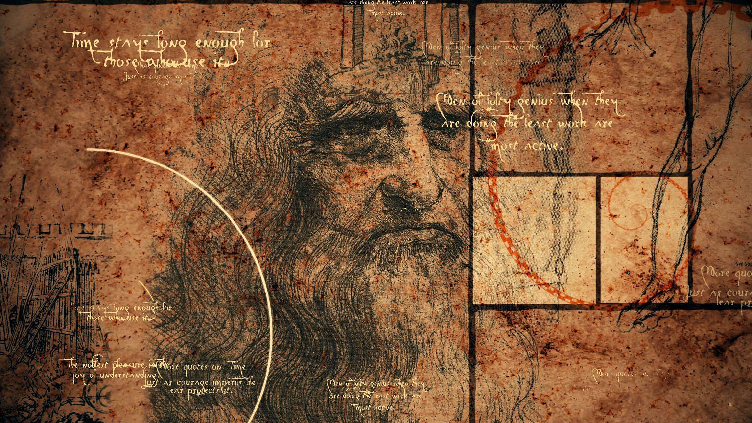 Był taki moment, że da Vinci chciał być największym inżynierem wojskowym w historii