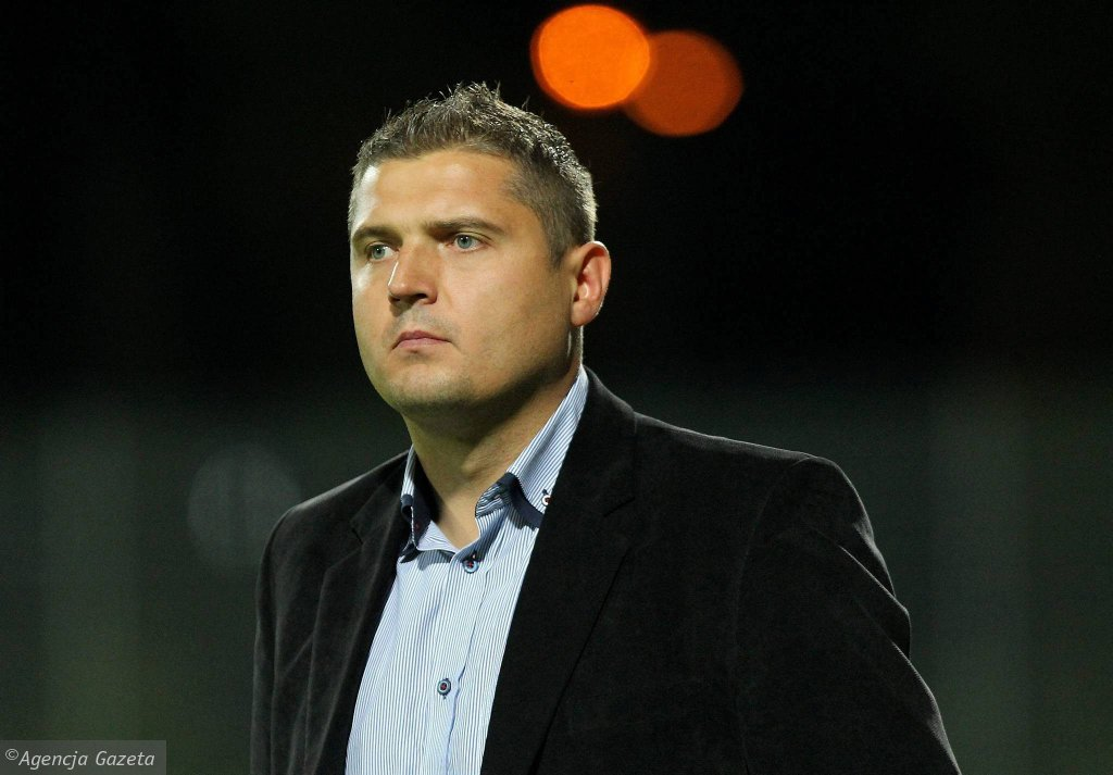 Trener Błękitnych Stargard, Krzysztof Kapuściński