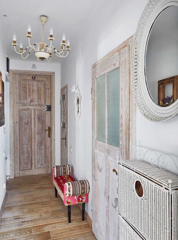 Sielska aranżacja mieszkania w Warszawie