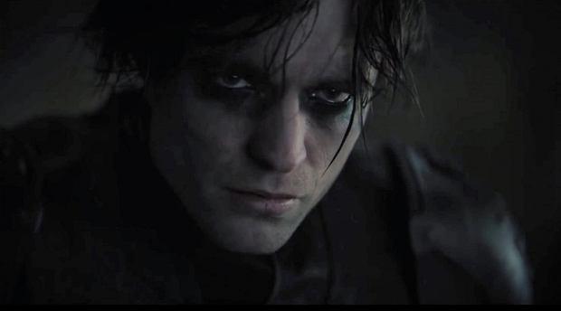 .Kadry z filmu The Batman z Robertem Pattisonem