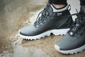 Ciepłe i wodoodporne sneakersy męskie na zimę