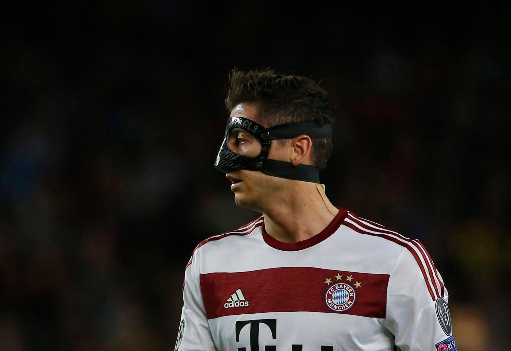 Bayern - Barcelona. Robert Lewandowski. Relacja na żywo