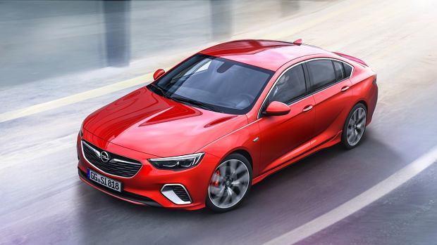 Opel Insignia GSi - szybsza od poprzedniego OPC