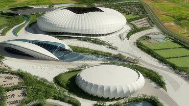 Konstantyna (Algieria) - projekt kompleksu sportowego