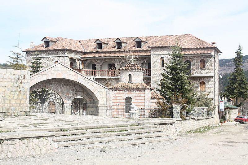 Architektura w Voskopoje
