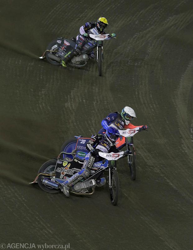 Zdjęcie numer 11 w galerii - Żużlowe Grand Prix w Toruniu. Zmarzlik mistrzem świata. Zobacz galerię zdjęć z toru i trybun