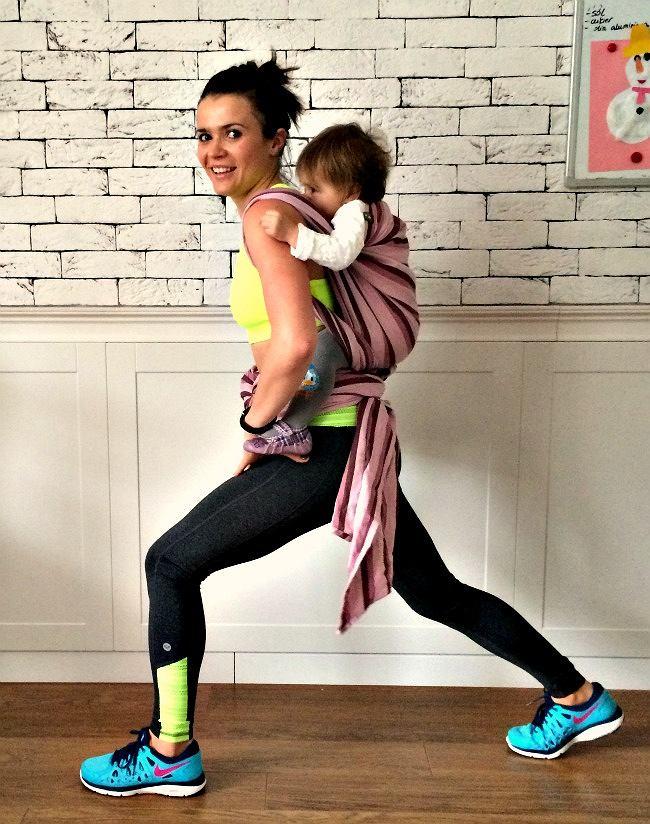 Ćwicząc z dzieckiem od małego oswajasz je z aktywnym stylem życia