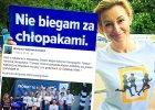 Nie biegam za chłopakami... Martyna Wojciechowska podzieliła się biegową motywacją. TO JEST TO!