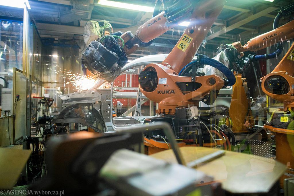 Fabryka samochodów w Poznaniu
