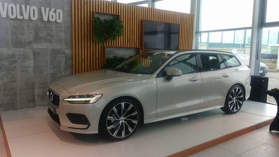 Volvo V60 w gdańskim salonie marki