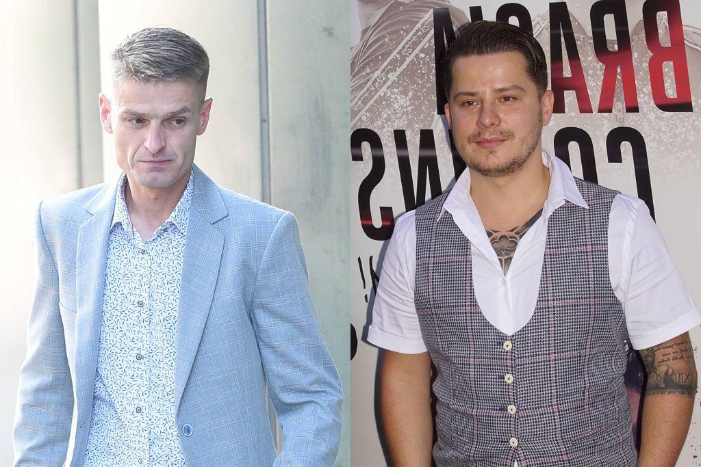 Rafał Collins, Tomasz Komenda