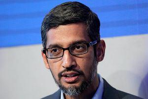 Davos 2020. Prezes Google'a Sundar Pichai wzywa do regulacji dotyczącej sztucznej inteligencji