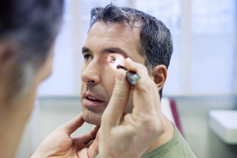 Angiografia fluoresceinowa pozwala dokładnie przyjrzeć się naczyniom krwionośnym skupionym wokół gałki ocznej
