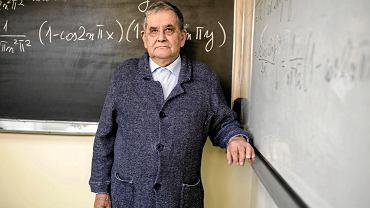 Profesor Jan Maria Kisyński, matematyk związany z Politechniką Lubelską