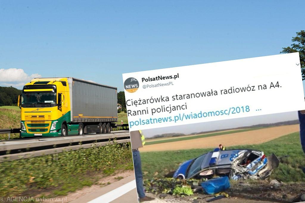 Zdj. ilustracyjne A4 / Twitter/@PolsatNewsPL
