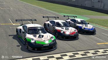Porsche Esports Sprint Challenge Poland