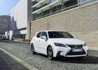 Lexus CT - hatchback klasy premium z hybrydowym napędem w standardzie