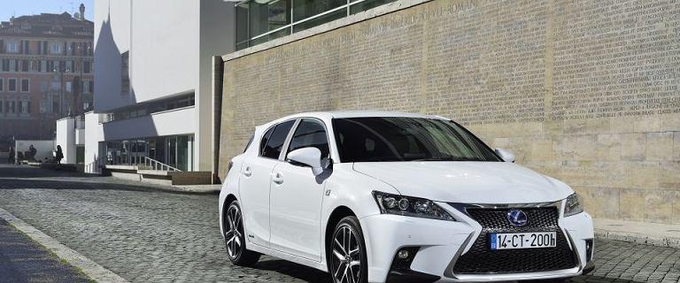 Lexus CT - ma nowy cennik. Hybryda nie musi być droga