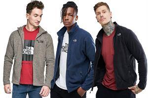 Outdoorowe bluzy marki The North Face - stylowe i funkcjonalne