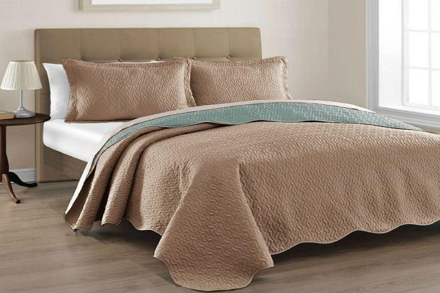 Trend: pikowane narzuty na łóżko