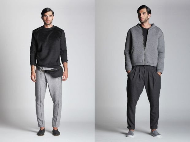 Polska moda męska od architekta