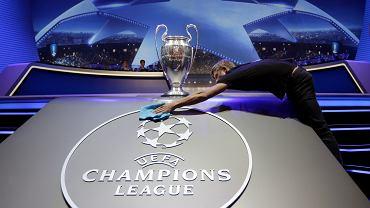 Losowanie Ligi Mistrzów 2017