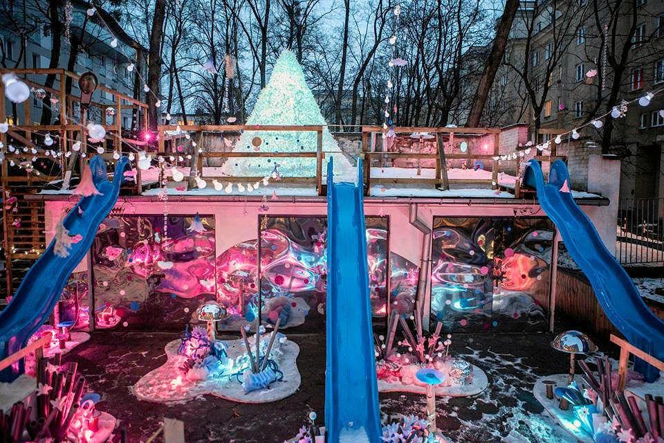 Ogród Zimowy na Woli  / WOLSKIE CENTRUM KULTURY
