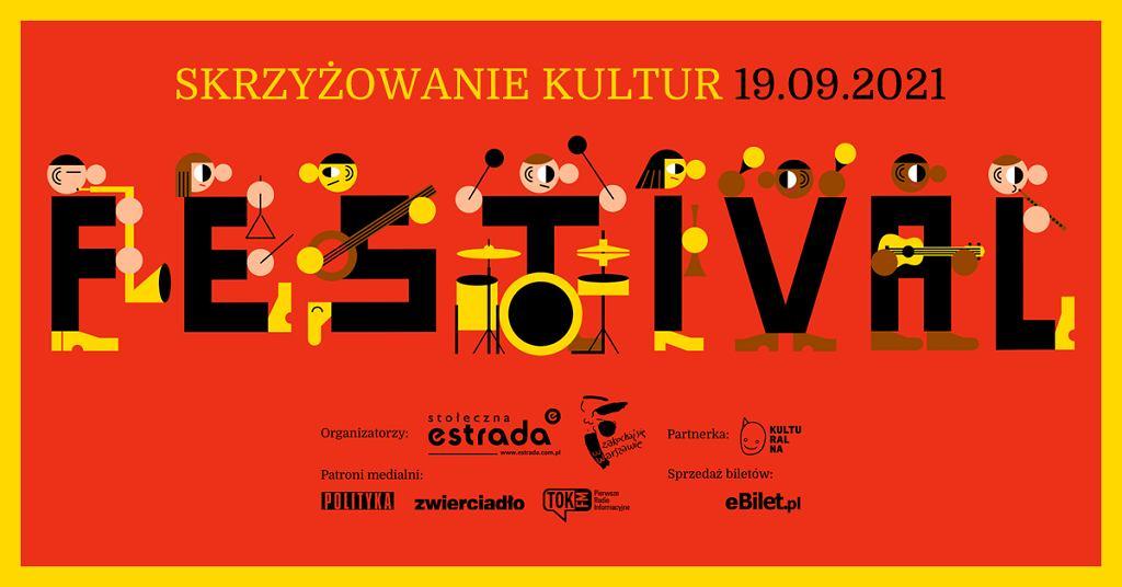 Festiwal Skrzyżowanie Kultur już 19. września w Warszawie