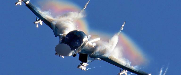 Wypadek rosyjskich bombowców. Dwa Su-34 zniknęły z radarów