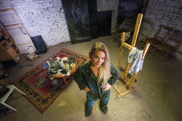 Nagroda Miasta Gdańska dla Młodych Twórców w Dziedzinie Kultury. Aneta Kublik
