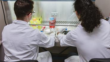 Laboratorium naukowe