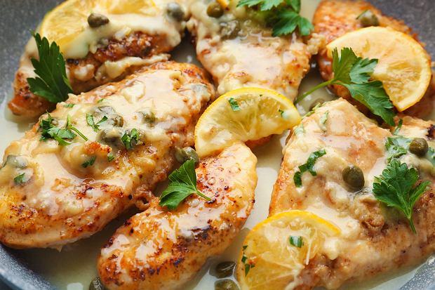 Pierś z kurczaka można podawać na wiele sposobów. Próbowaliście w wersji piccata? Mamy przepis