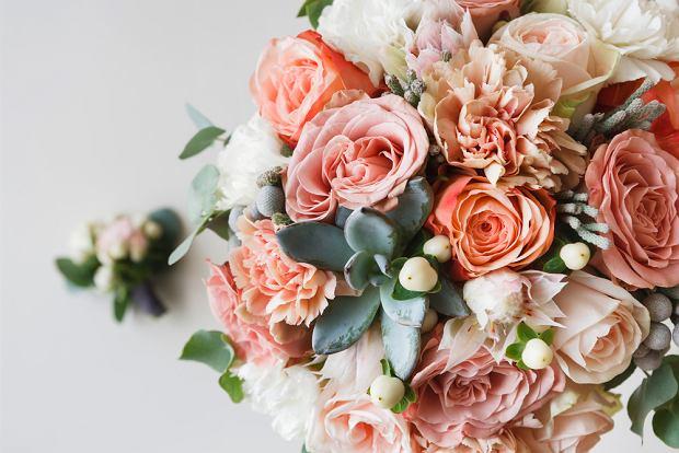 Znaczenie kwiatów. Zdjęcie ilustracyjne