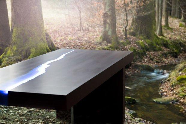 Niezwykłe stoły od marki Kasparo
