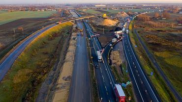 Autostrada A1 będzie zamknięta w najbliższy weekend