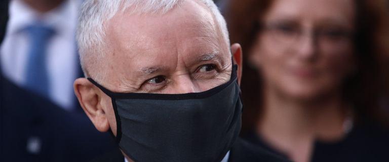 """Kaczyński odejdzie z rządu. """"Nie wiem, dlaczego to taka sensacja"""""""