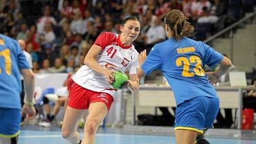 Małgorzata Stasiak zaprezentowała reprezentacyjną formę w meczu Pogoni z Zagłębiem
