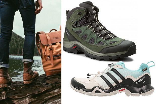 Jak przymierzać buty trekkingowe?
