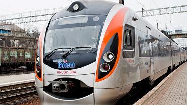 Pociąg Hyundai Rotem