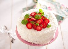 Błyskawiczny tort limonkowy - ugotuj