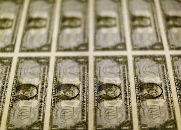 Amerykańskie banknoty jednodolarowe