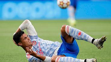 Cristiano Ronaldo chciał przejąć rolę Solskjaera.