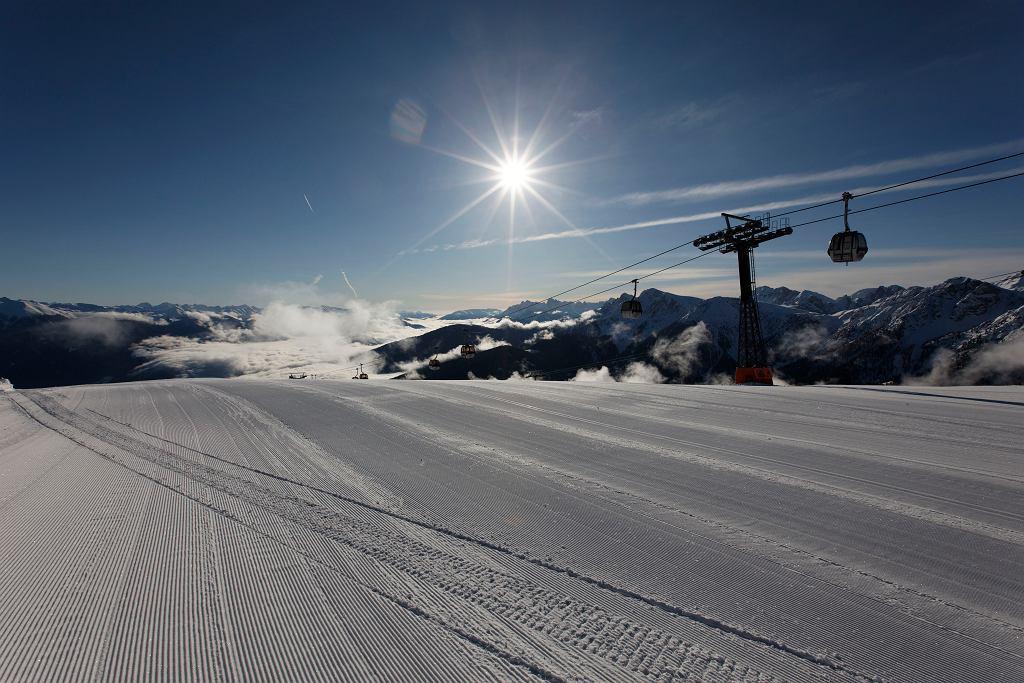 Dla narciarza 'wyczynowca': Kronplatz